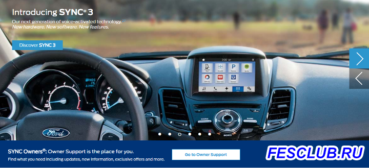 Мультимедийная система Ford SYNC - Sync3.png