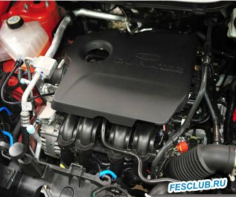 Двигатель Duratec Ti-VCT 1.6 л. 122 л.с. - Free-Shipping-Auto-Engine-Cover-for-Ford-Ecosport-2013-2014-2015-accessories.jpg