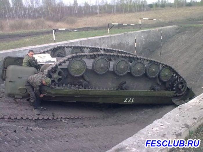 Подборка неудач фэйлов  - танк.jpg