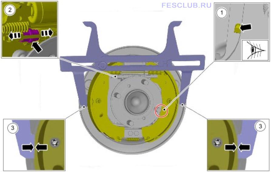Регулировка ручника задние барабаны Ford Ecosport - fes_regruch3.jpg